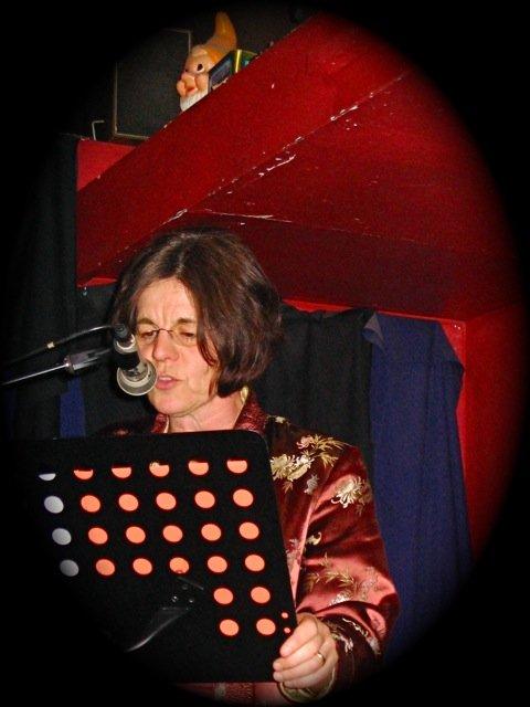 Cornelia Hoogland, photo by Pearl Pirie